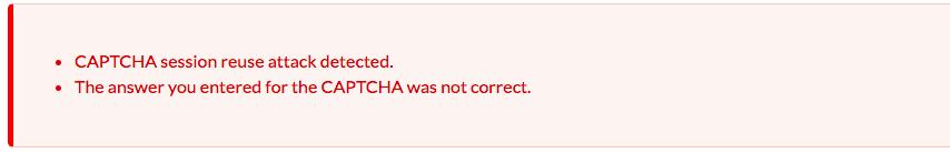 Getting this error