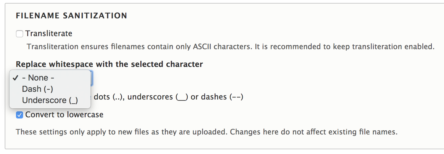 Issues for Drupal core
