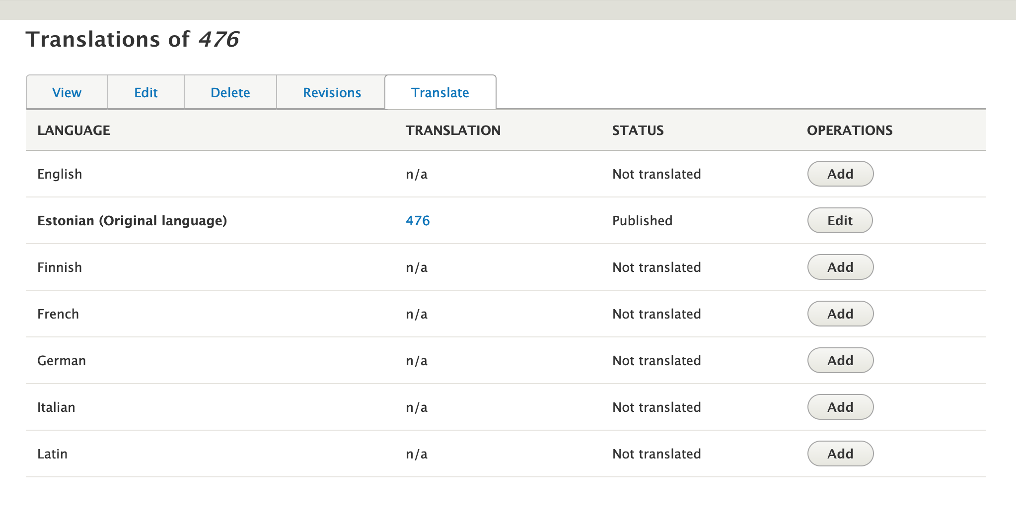 Can't get entity translation migration working in D8 [#3038811