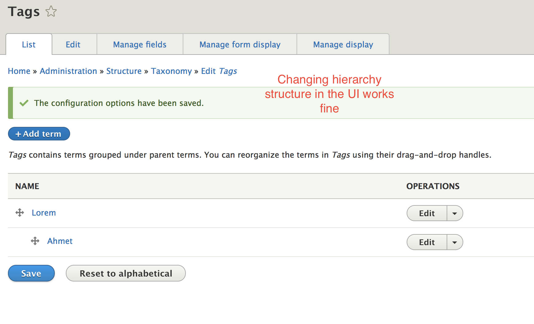 Convert taxonomy terms to be revisionable [#2880149
