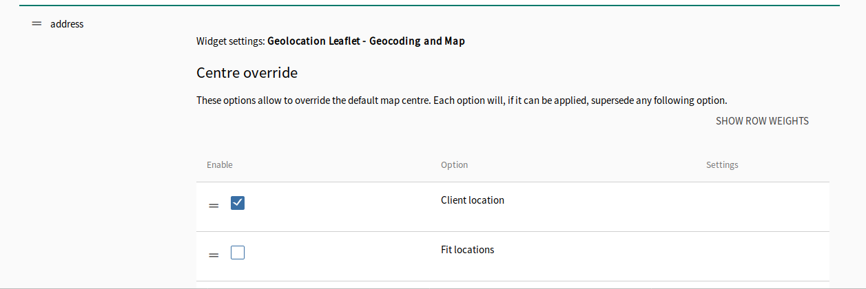 Leaflet geocoder field does not perform the search [#3054000