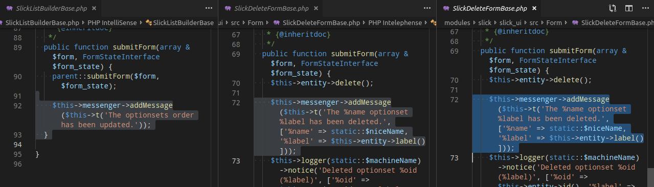 Update dependencies of Slick [#3053809]   Drupal org