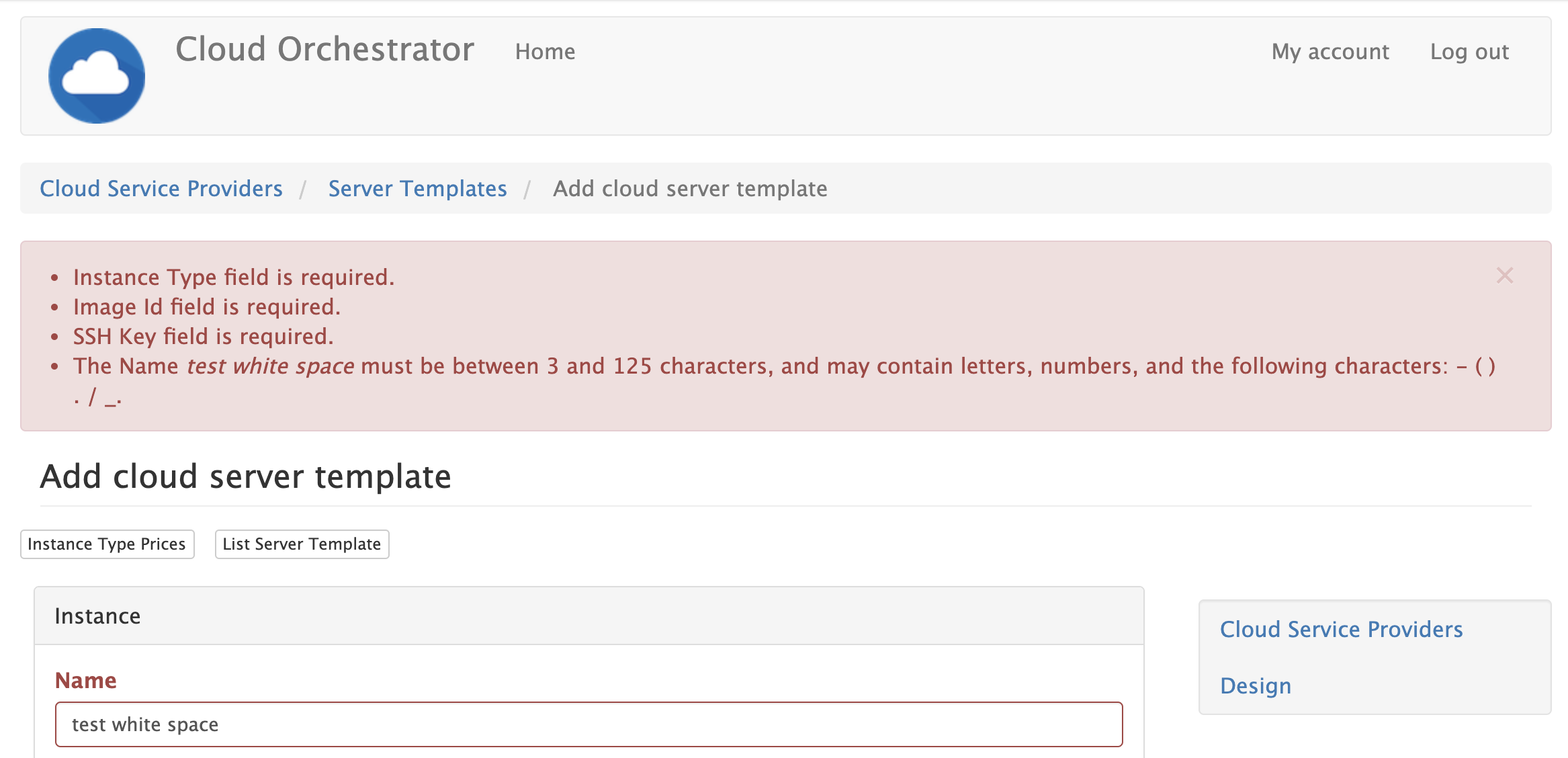 Map ServerTemplate to AWS LaunchTemplate [#3054530]   Drupal org