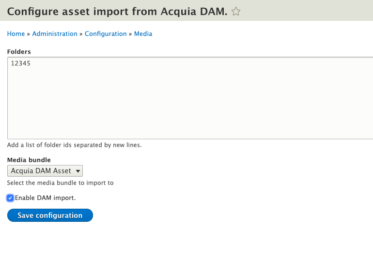 Wrong Asset Folder being imported [#3065738] | Drupal org