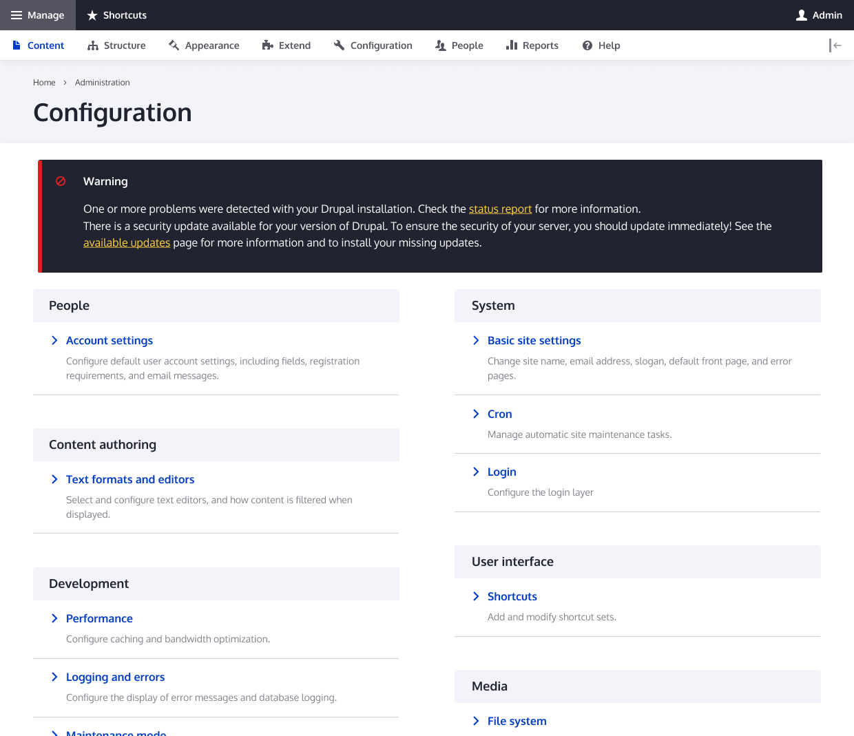 Add Claro administration theme to core [#3079738]   Drupal org