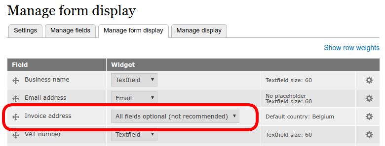 Add field settings for global overrides of required/optional