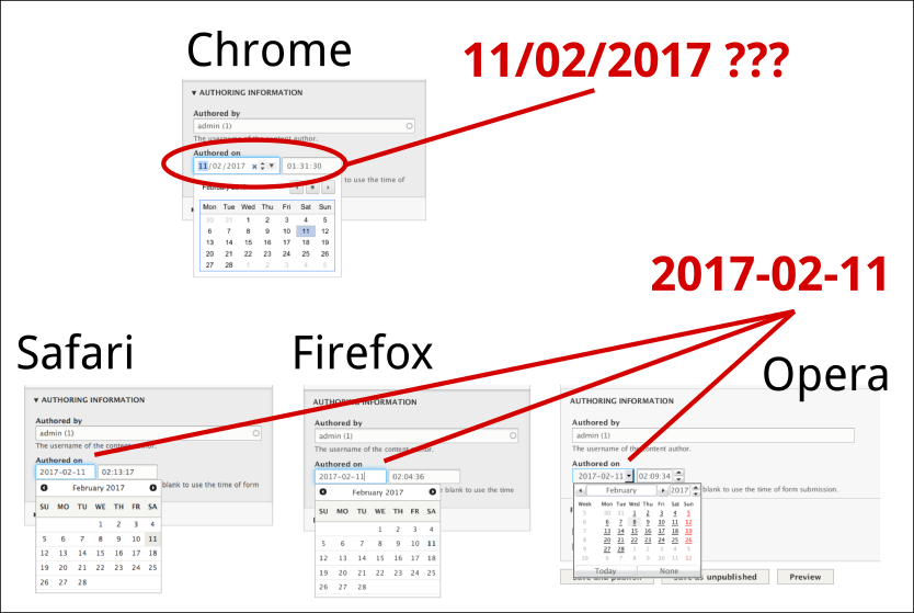 how to make date format consistent in excel