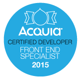 Acquia Front End Specialist