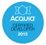 Acquia Certified Developer 2015
