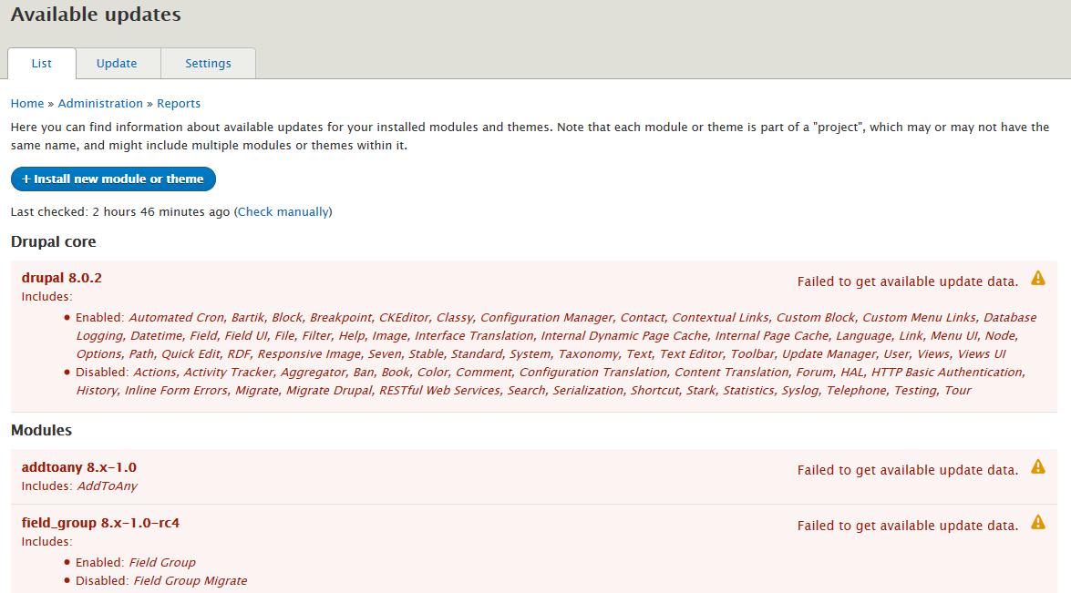 Getting update info results in RequestException : cURL error 60: SSL ...