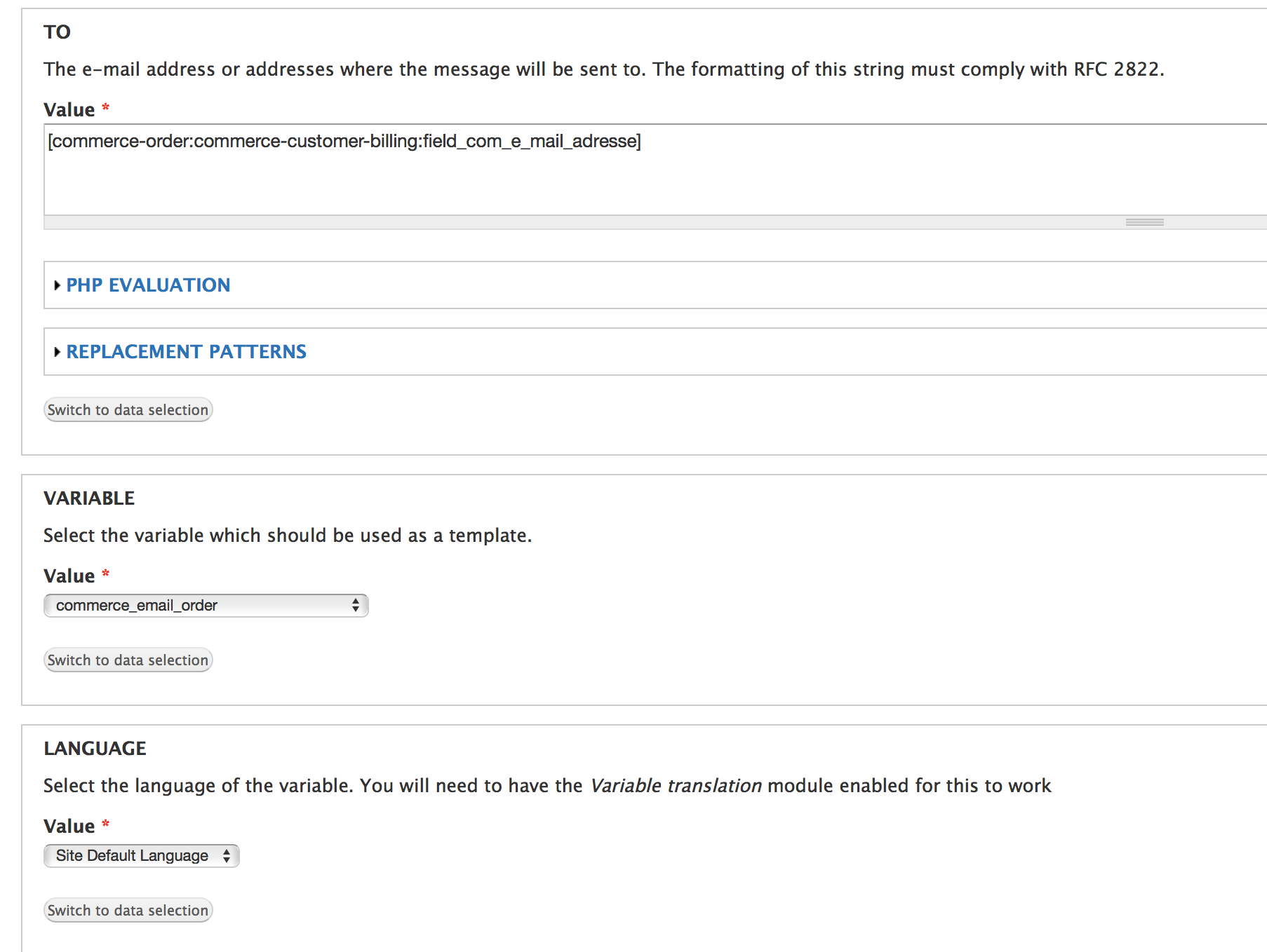 How To Send Invoice To Customer With Custom Email Field - Send invoice to customer email
