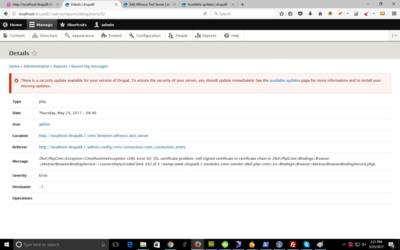 Guzzlehttp exception unable to parse json data 2856253 22 cmis browse error screenshotg xflitez Gallery