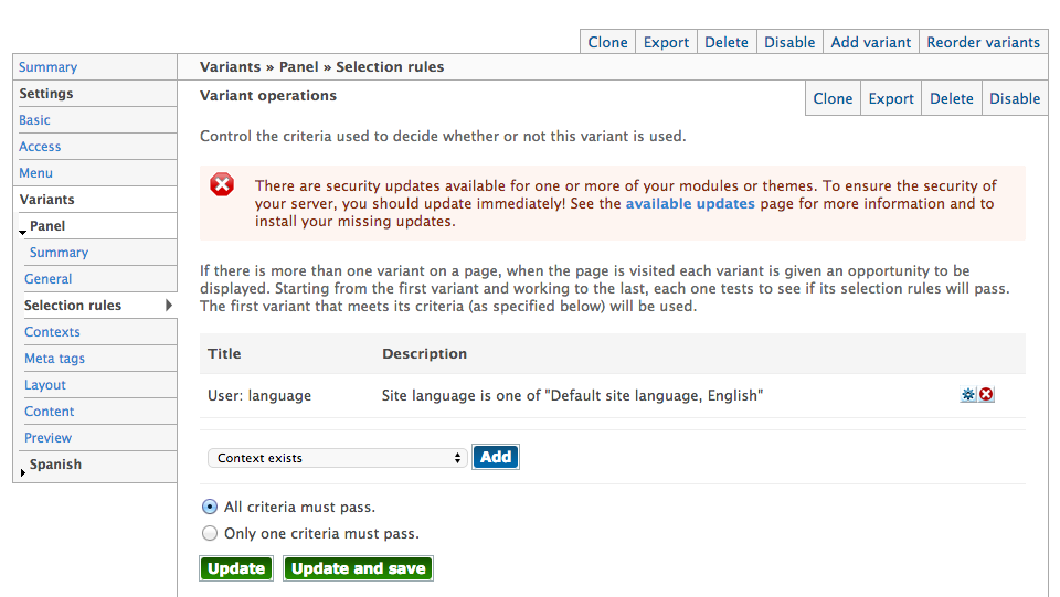 content type pages not appearing in our sitemap 2423893