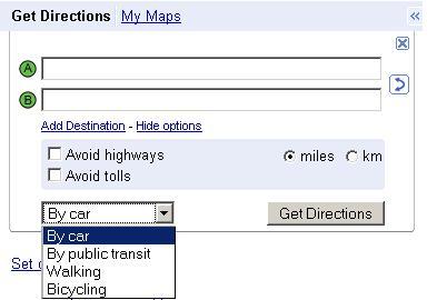 get directions options 747224 drupal org