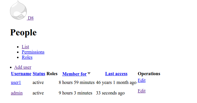 Default People display shows date since unix timestamp 0 as