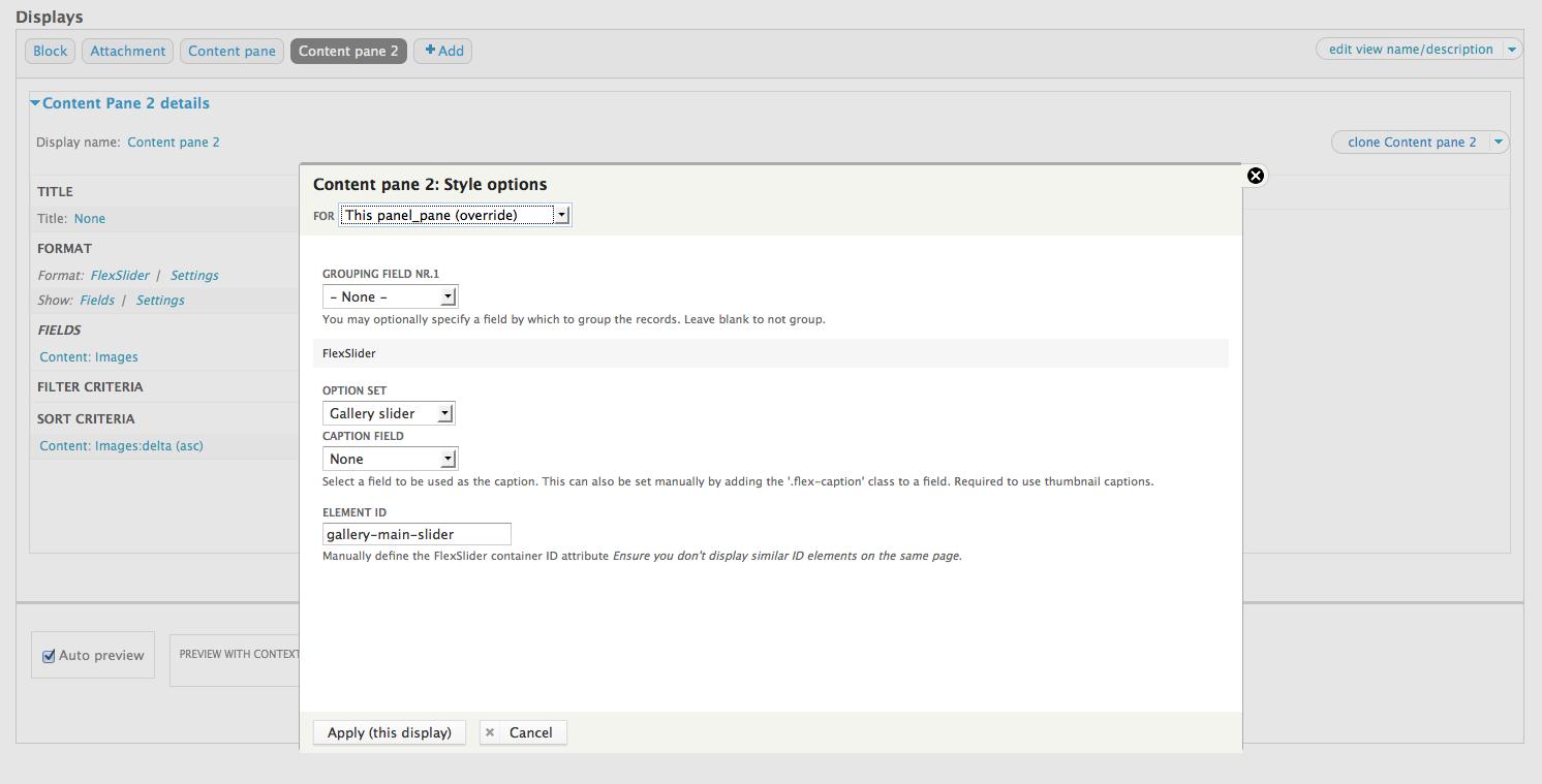 Slider with thumbnail slider example [#1847344] | Drupal org