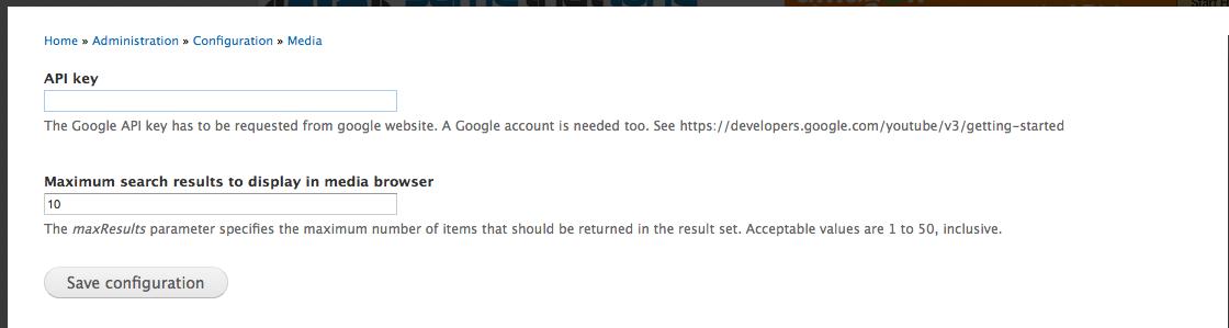 YouTube API v3 0 upgrade (v2 deprecated - www youtube com