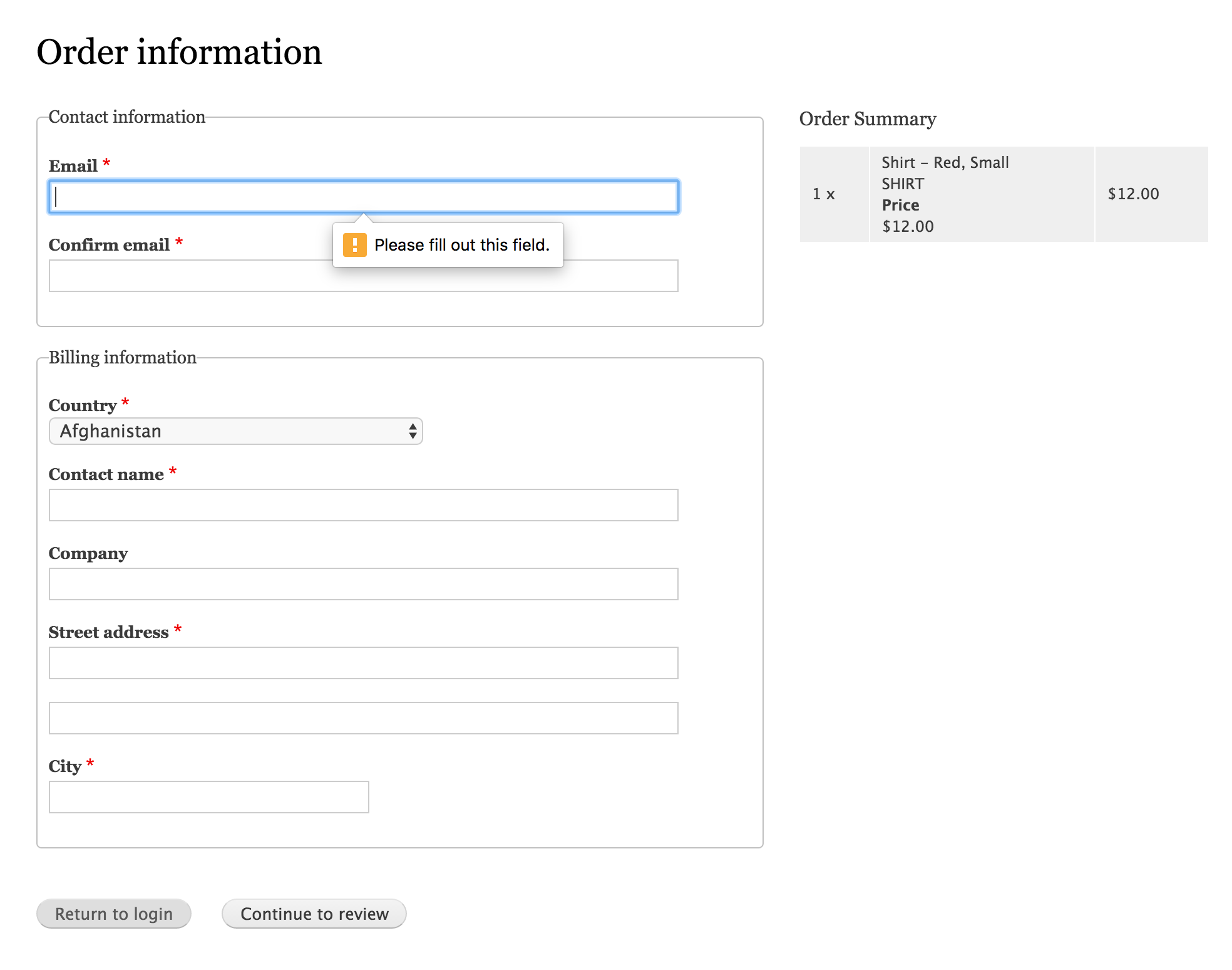 Convert the checkout back button to a link [#2747857