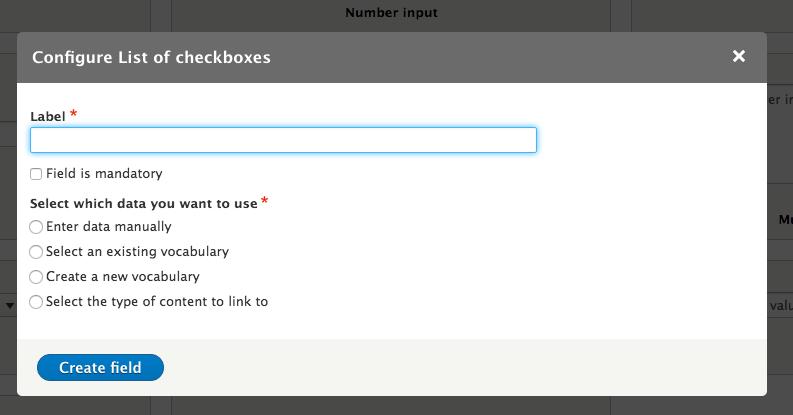 drupal how to change og select list to checkbox