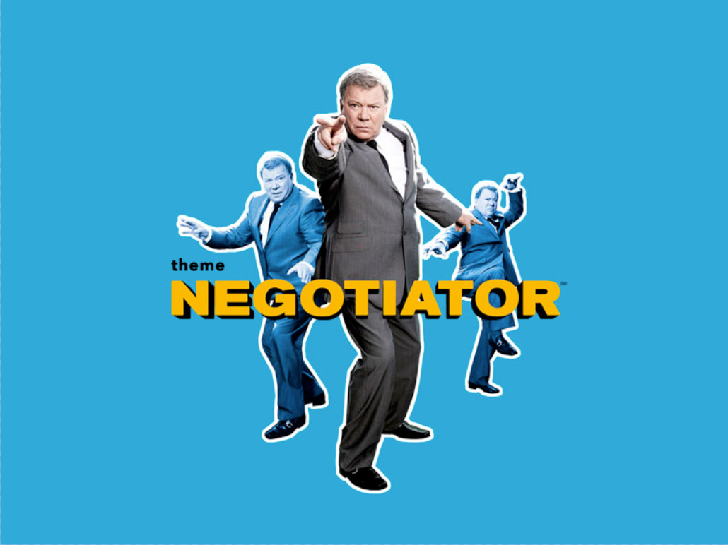 Theme Negotiator