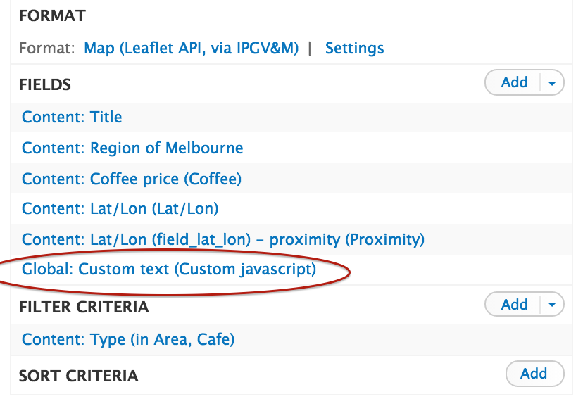javascript called from map popup 2497887  Drupalorg