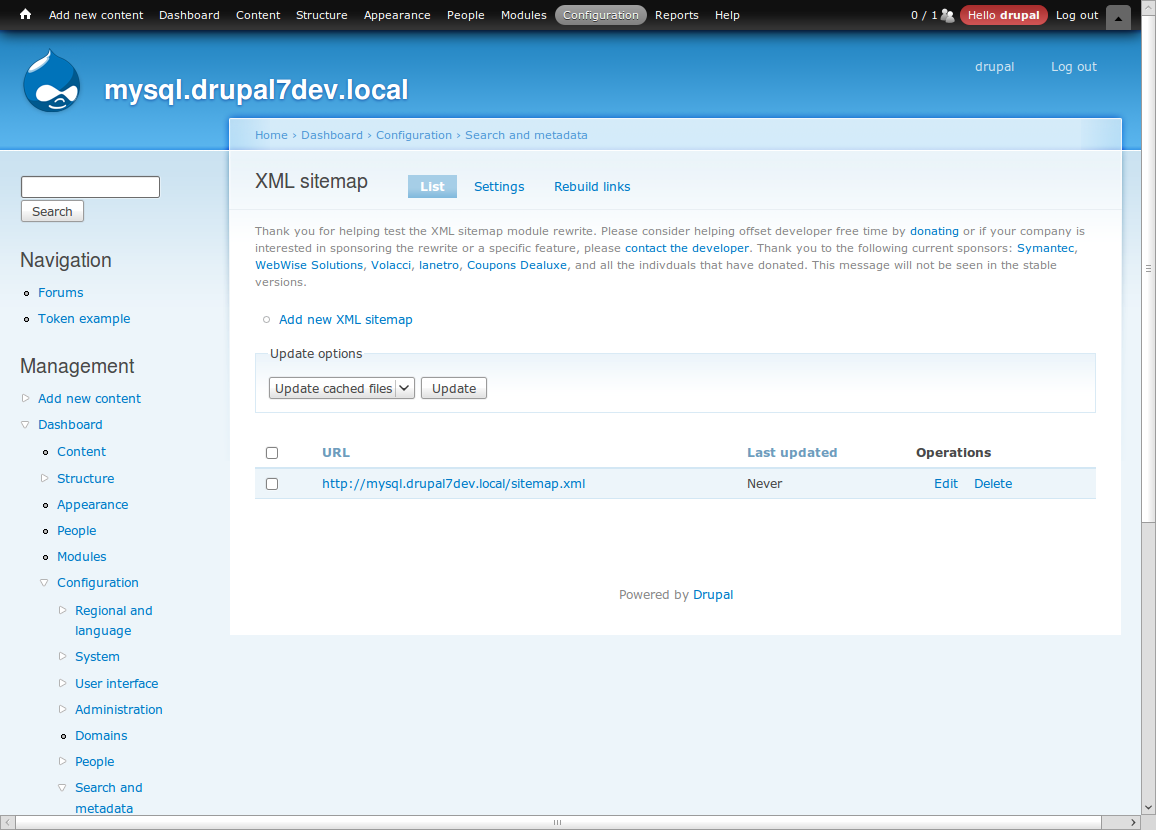 integrate with domain access 534170 drupal org
