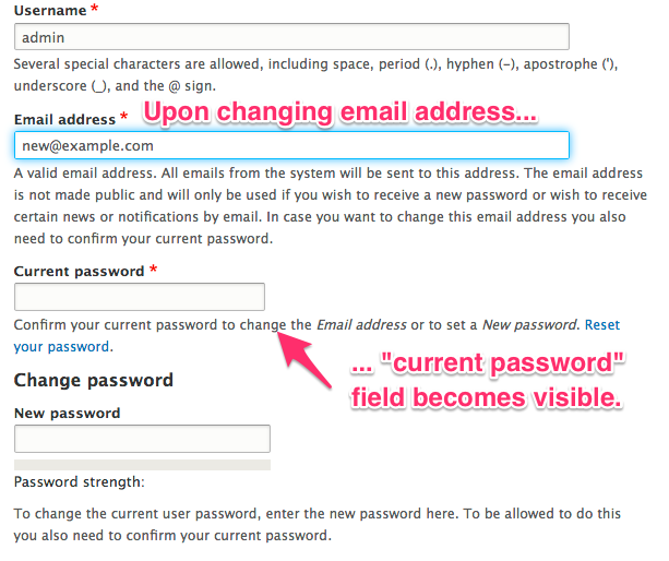 how to find hostgator current passsword