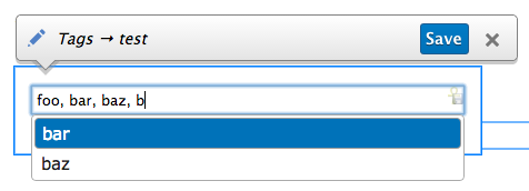 Use jQuery UI Autocomplete [#675446] | Drupal org