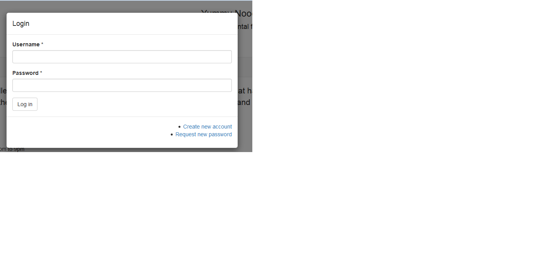 D7 bootstrap login authenticate 2756909 drupal comment 3 falaconquin