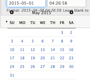 jQuery UI datepicker styles broken in Seven [#2467449] | Drupal org