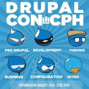 DrupalCon Copenhagen: Session submission deadline has changed