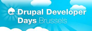 Drupal Developer Days 2011 logo