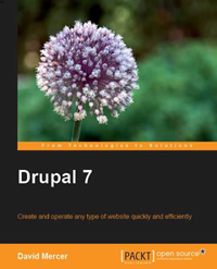 Drupal 7 book cover