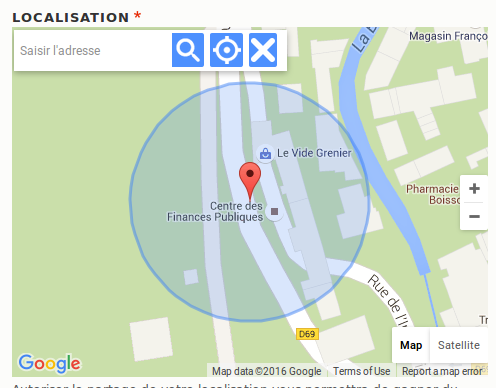 Widget: HTML5 and map input/confirmation [#2630874] | Drupal org