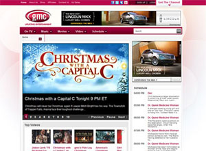 GMC homepage