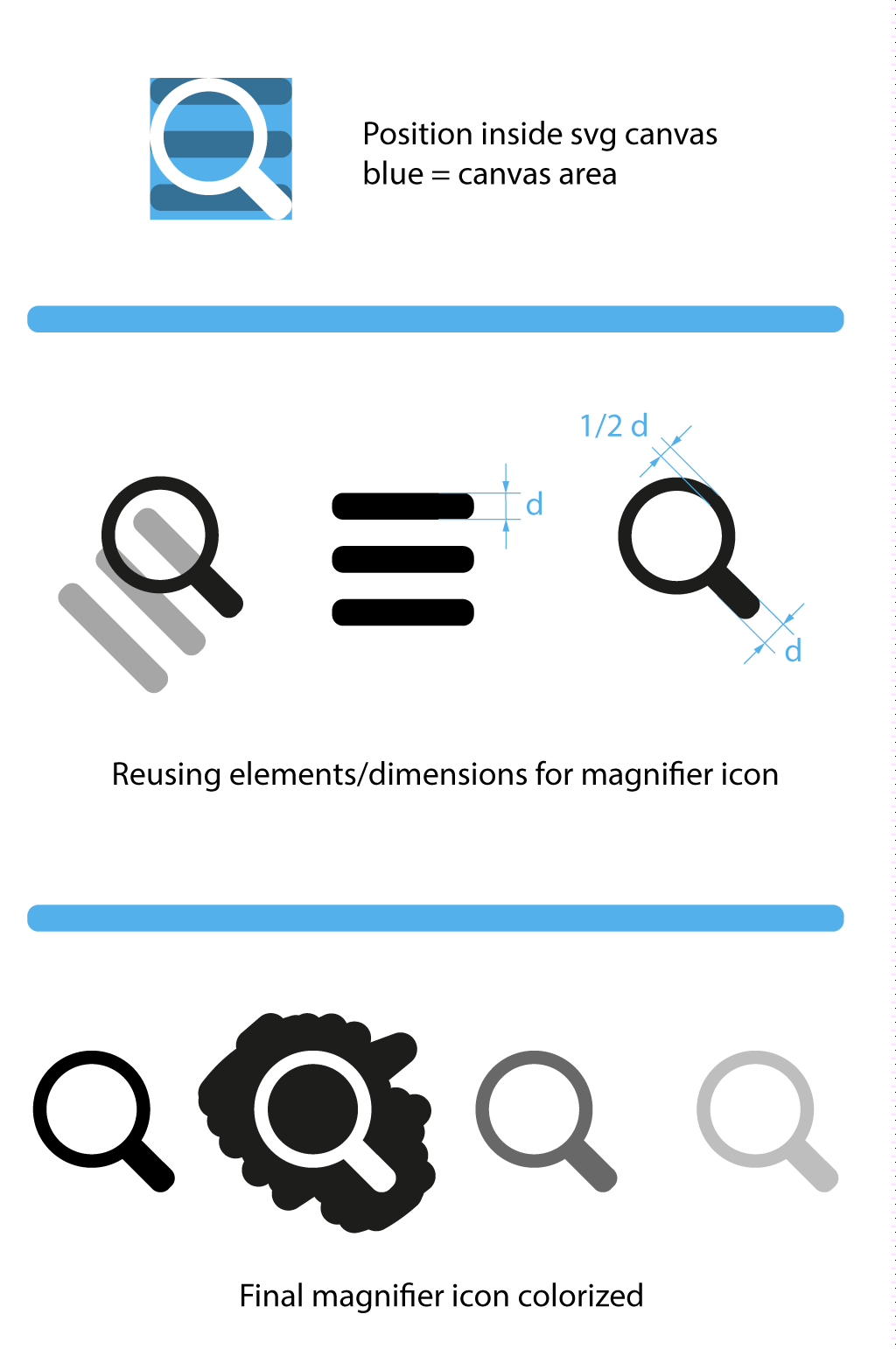 Magnifier Icon Genesis