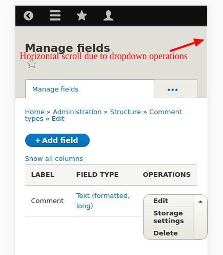 dropbutton text fails to retain  dropbutton-widget width