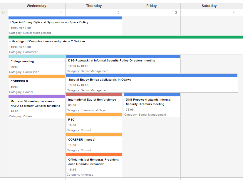 multiday events display unnecessarily differently than single day ...