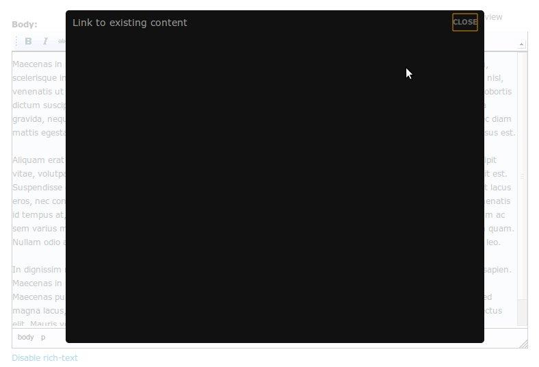 Black screen for nodepicker popup in Chrome (Ubuntu) [#820382