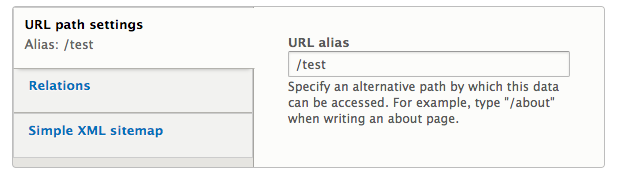 improve user experience of the taxonomy term x edit page 1368140
