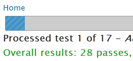 progress gif doesn't tile properly [#902490] | Drupal org