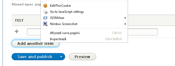 Right click should not work on submit buttons with Ajax