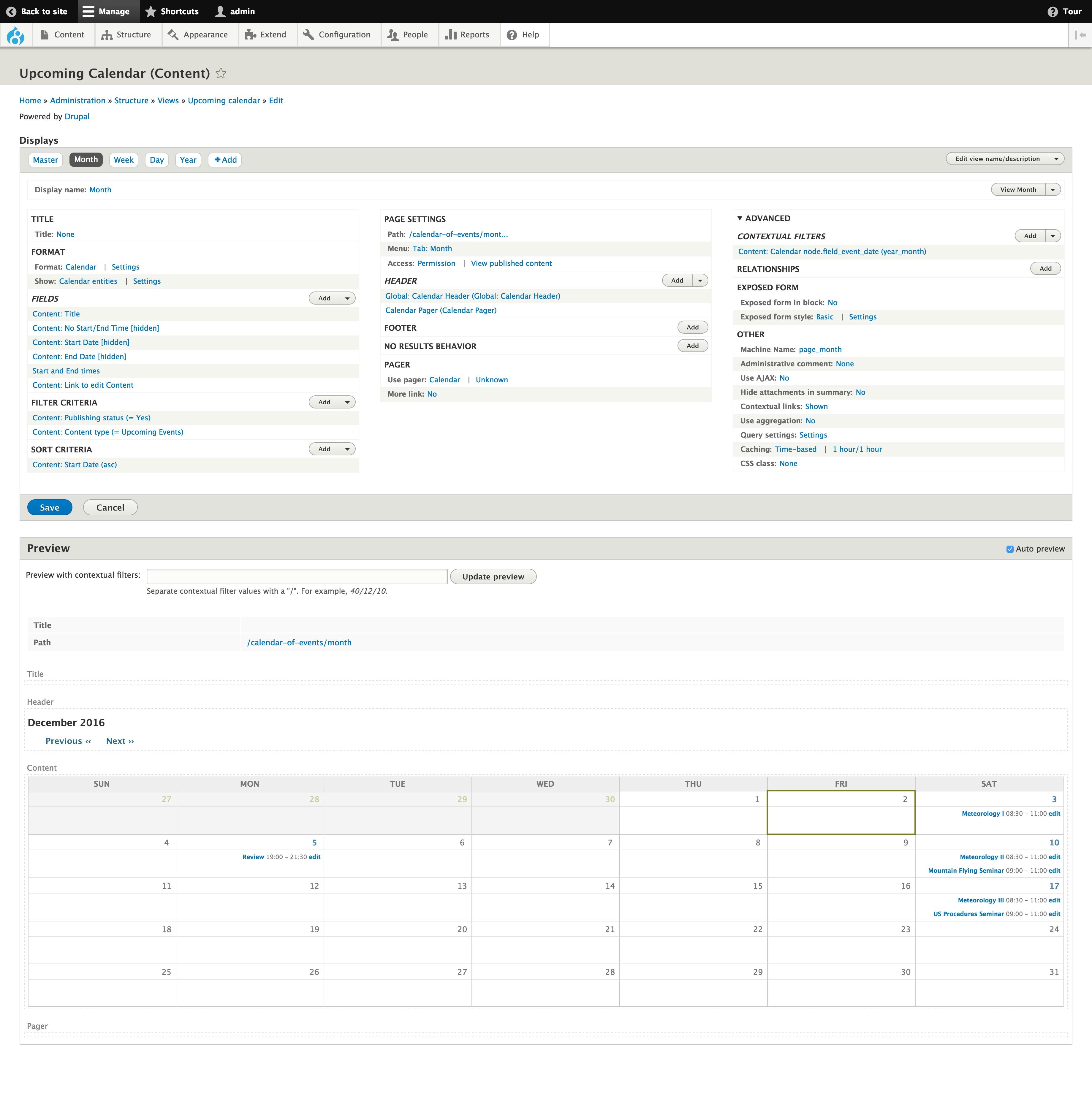 Port Calendar Module To Drupal 8 2492011 Drupal