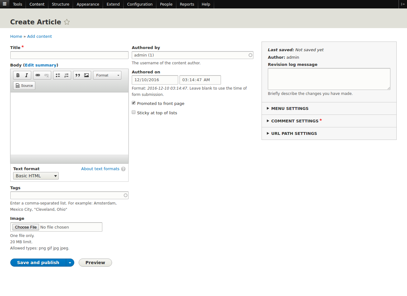 Add experimental Field Layout module to allow entity view/form ...