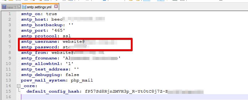 Hack Smtp Server