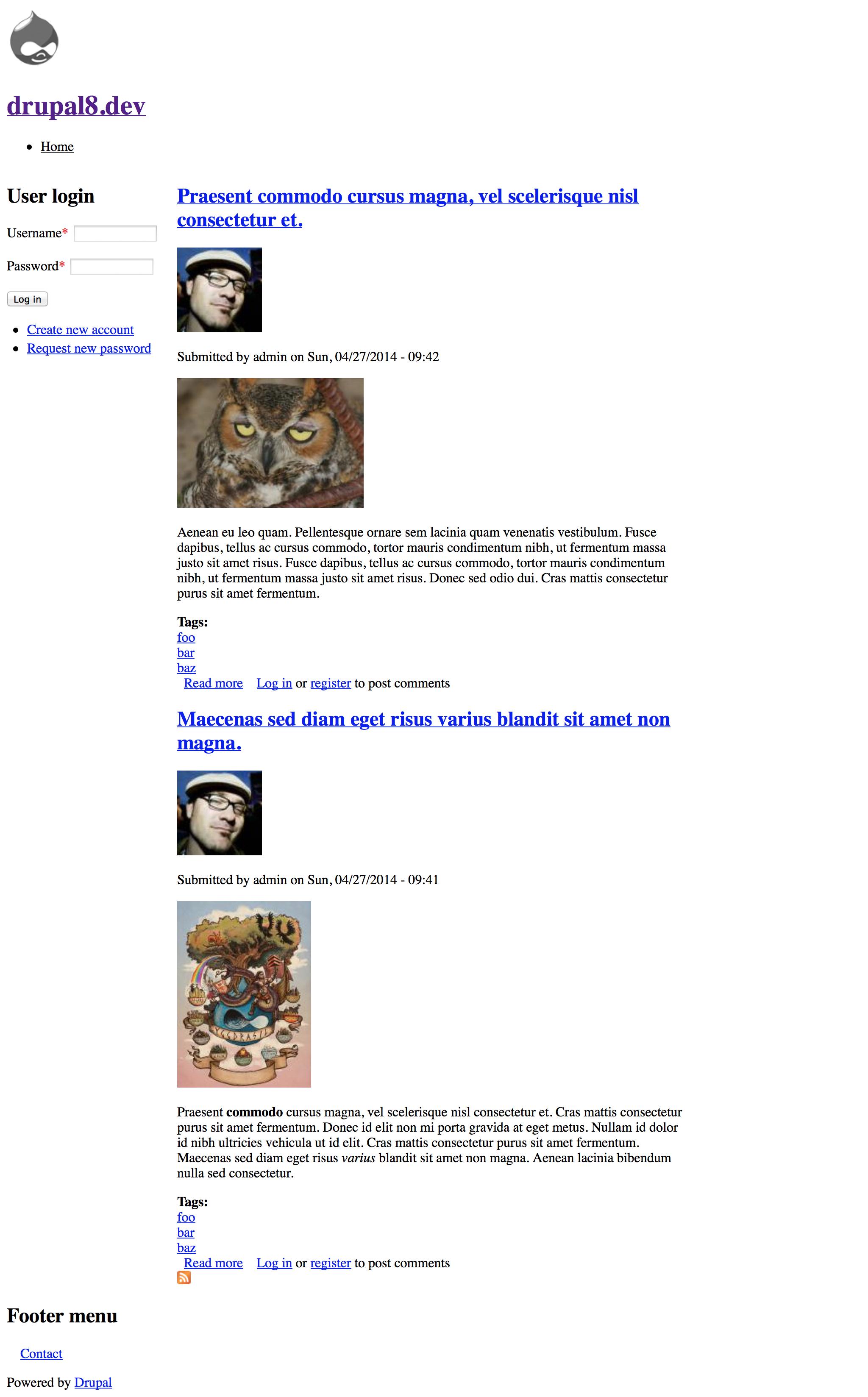 node html twig template [#2004252] | Drupal org