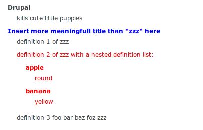Add a description-list.html.twig template (ex. definition list ...