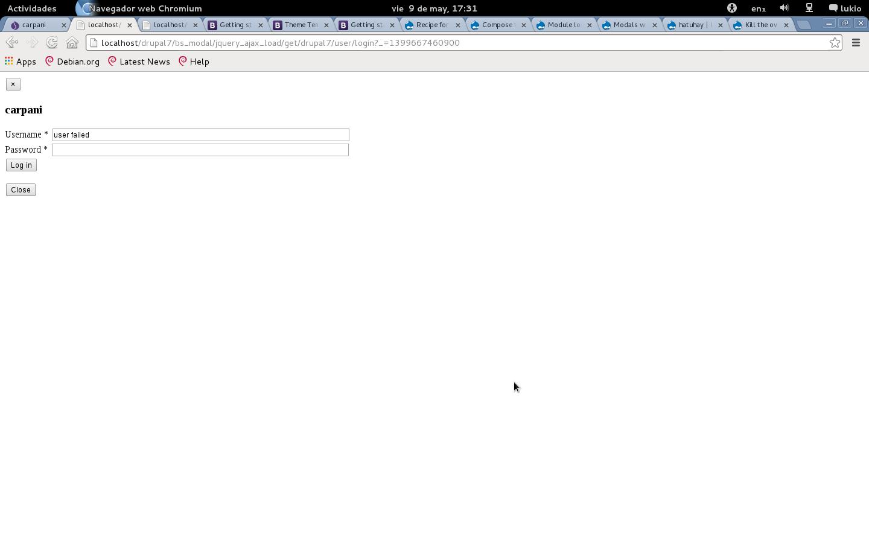 Recipe for getting login register to open as modal 2258861 3 user login failedg falaconquin