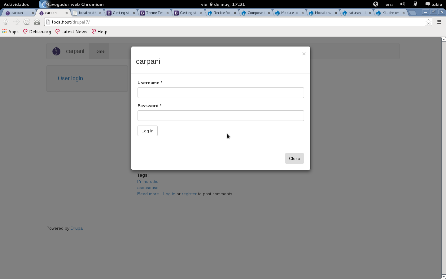 Recipe for getting login register to open as modal 2258861 comment 3 falaconquin