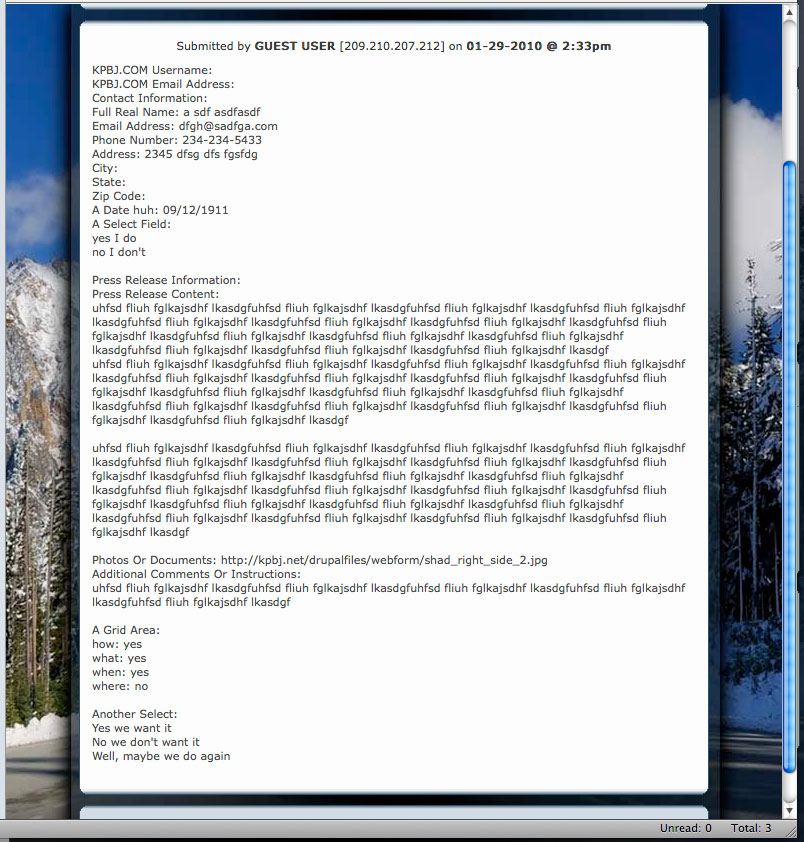 HTML Email Template Functionality (MIME mail support) [#698494 ...